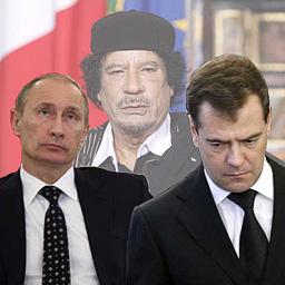 Почему Каддафи поссорил Путина и Медведева