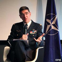 В Україну прибув верховний главком стратегічного командування НАТО