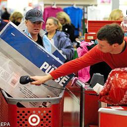 Средний чек на распродажах в США вырос до $365