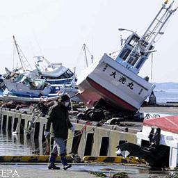Землетрясение в Японии обвалило цены на зерновые