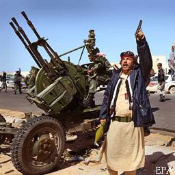 Лівійські повстанці розчаровані повільністю НАТО