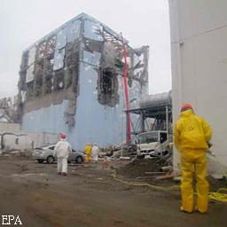 На японській АЕС - найвищий рівень радіації з моменту аварії
