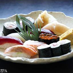 Японские морепродукты находят все меньше покупателей