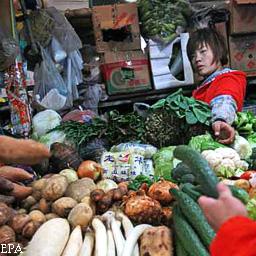 Розничные продажи в Китае выросли более чем на 16%