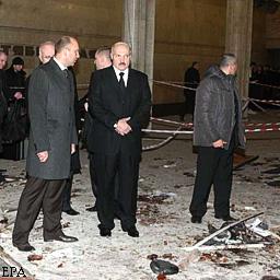 Лукашенко: Теракт у мінському метро розкрито
