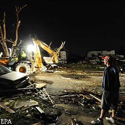 Кількість жертв торнадо в США сягнула 89 осіб