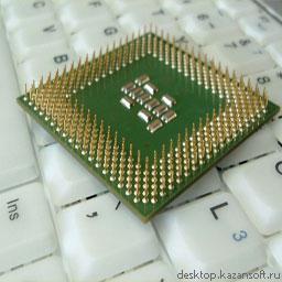 Рынок процессоров сократился на 18%