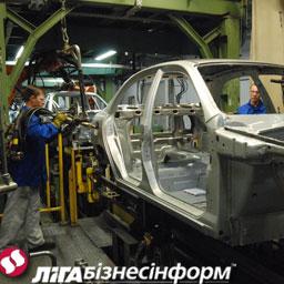 ЗАЗ сократил производство на 91% в январе