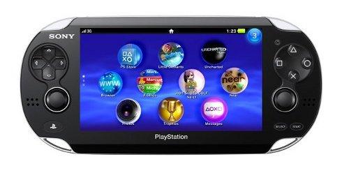 """""""Живые"""" фото новой """"Sony Playstation Portable"""""""