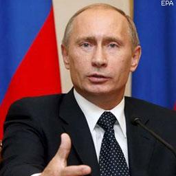 Путін назвав причину заворушень у Москві