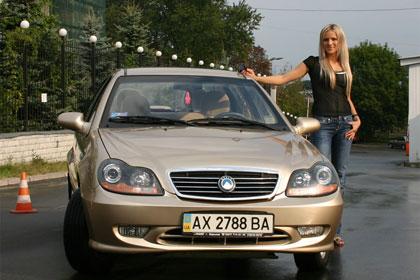 """""""Женские"""" авто: французский стиль, китайская практичность"""