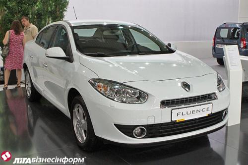 """Автосалон """"SIA-2011"""": премьеры """"Renault"""""""