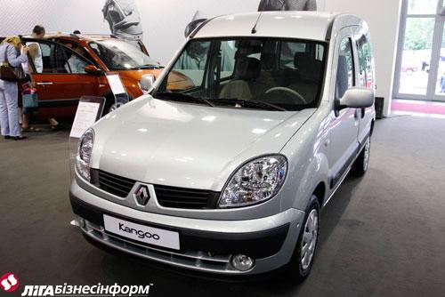 """Новинки """"Renault"""" на """"Kyiv Automotive Show"""""""