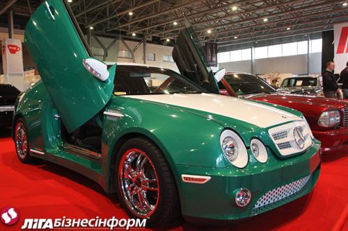 """""""Retro & Exotica Motor Show"""": фото с автовыставки"""