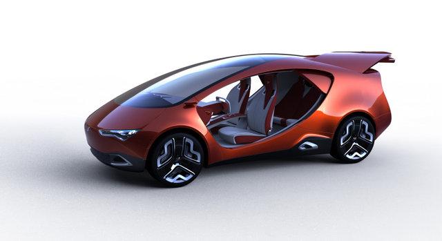 Ё-авто презентует новый концепт