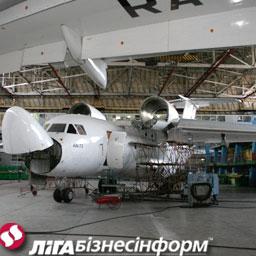Авиастроителям Украины обещают 1,2 млрд.грн.