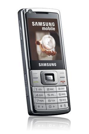 """Samsung"" представил бюджетный 3G телефон"