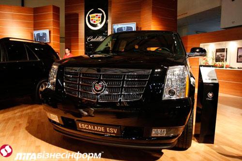 """Cadillac"": итоги ""SIA-2008"""