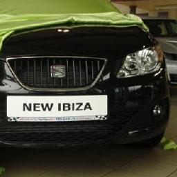 "В Киеве стартовали продажи ""New Seat Ibiza"""