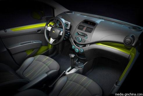 """Автошоу в Пекине: премьеры """"Chevrolet"""""""