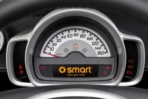 Daimler выпустил спецверсию Smart fortwo
