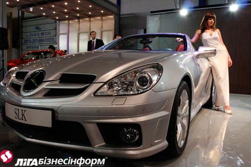 """Mercedes-Benz"": итоги ""SIA-2008"""