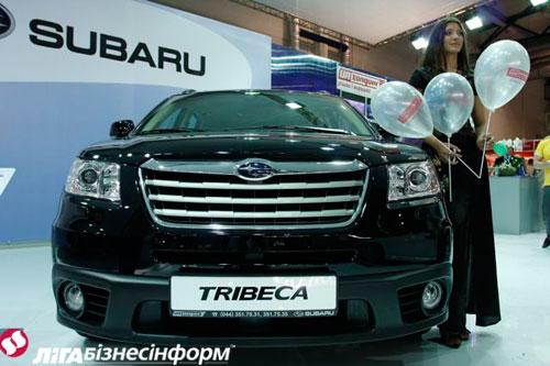 """Subaru"": итоги ""SIA-2008"""