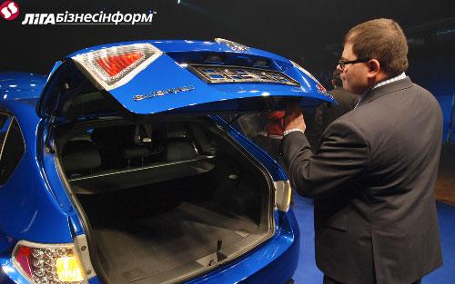"""""""Subaru Impreza"""" по-украински"""