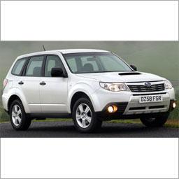 """""""Subaru"""" презентует дизельные """"Forester"""" и """"Impreza"""" в Париже"""