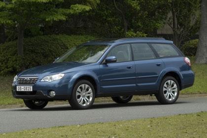 Специальные цены на Subaru Legacy и Outback сохранятся до 30 июня