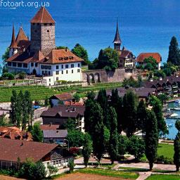 Домик в Швейцарии: с размахом жить не запретишь