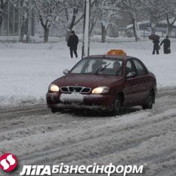 У Києві злетіли ціни на таксі