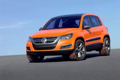"""Топ-5 """"женских"""" авто от """"Volkswagen"""""""