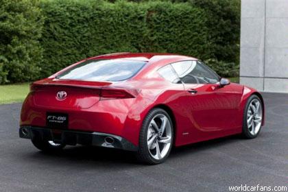 """Toyota"" и ""Subaru"" представят совместное спортивное купе"