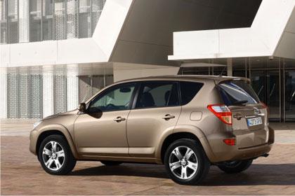 """На """"Столичном Автошоу - 2009"""" представят новый """"Toyota"""" RAV4"""