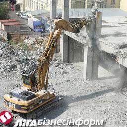 """Демонтаж """"Троицкого"""" окончательно завершен"""
