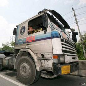 Киев будет жестче контролировать въезд грузовиков