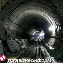 Метро на Троещину обещают запустить в 2012 году