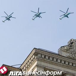 Вертольоти у Києві можуть стати міським транспортом