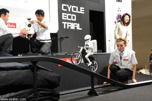 В Японии проходит hi-tech выставка CEATEC