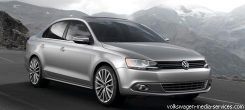 """Новый """"Volkswagen Jetta"""": официальные фото"""