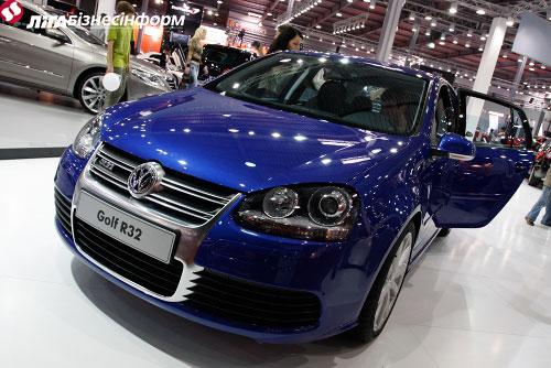 """Volkswagen"": украинские премьеры"