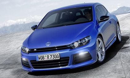 """""""Volkswagen"""" показал """"заряженный"""" """"Scirocco R"""""""