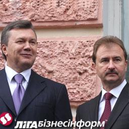 Янукович і Попов вирішать долю Києва