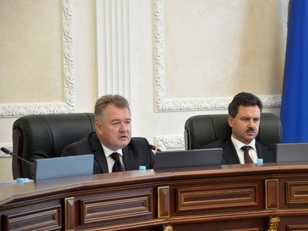 Высший совет юстиции сократил Муравьева сдолжности заместителя руководителя ВСЮ